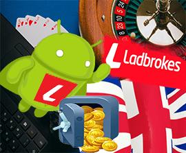 ladbrokes + android bestnewcasinos.uk